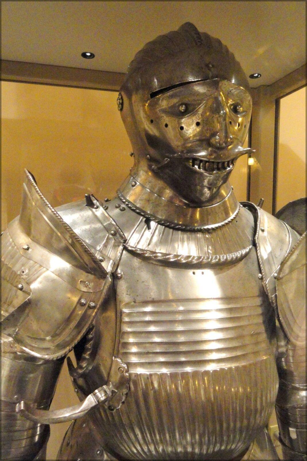 Poster, Many Größen; Knight Knight Knight Maximilian Field Armor , South Germany, 1510-1520 47a385
