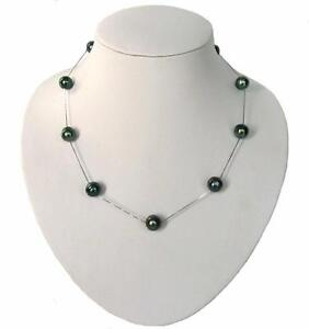 18-034-Baroque-Tahitian-Black-Pearl-Tin-Cup-Necklace-in-925-Sterling-Silver