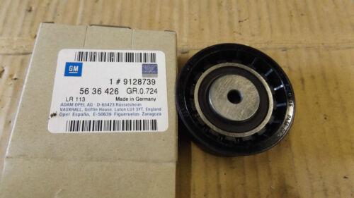 Genuine Vauxhall Corsa Zafira Astra Timing Belt Pulley V9 9128739 New