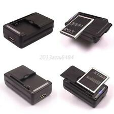 Desktop Dock Wall USB Charger Dock Battery Charger For Samsung Galaxy S5 S3 S2