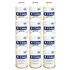 0*F  Refrigerant R-134A R134A 134 134a AC 12-12oz cans