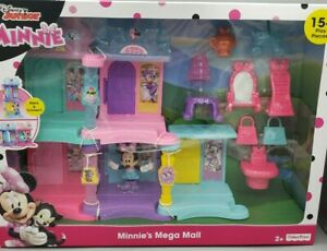 Play Pieces Fisher-Price Minnies Mega Mall 15