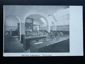 North-London-Collegiate-School-NEW-LABORATORY-Frances-Mary-Buss-Old-Postcard