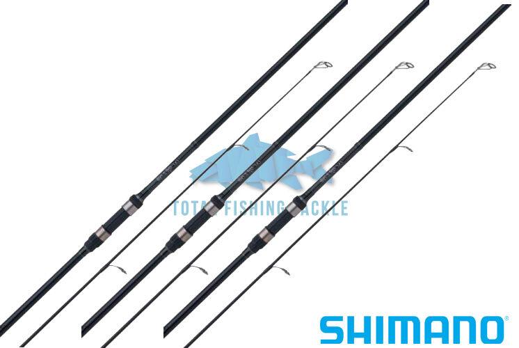 Shimano 3x Tribal TX-1 Rod 13ft TX1 NEW Carp Fishing All Test Curves