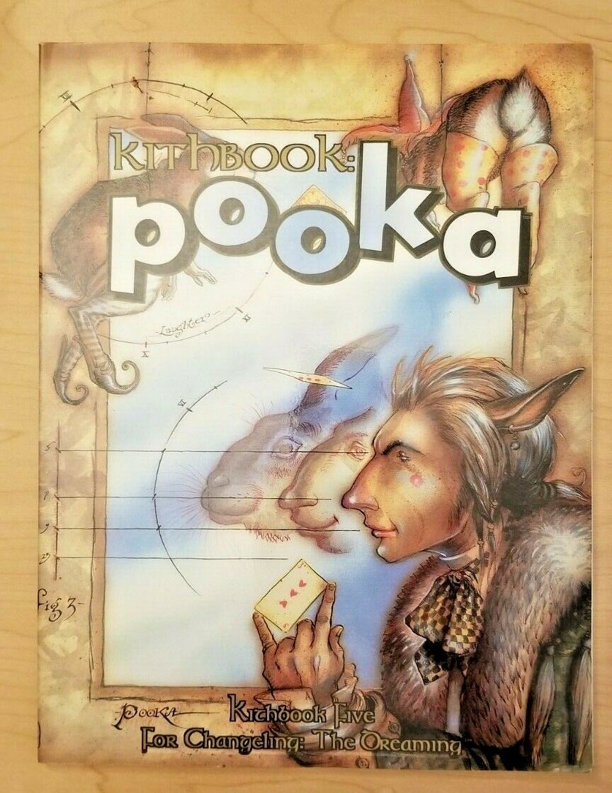 Kithbook  Pooka (Changeling  The Dreaming, World of Darkness, Weiß Wolf)