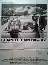 Stranger Than Paradise (1984) | US Import Filmplakat Poster XL 116x156 cm