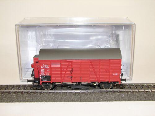 Brawa H0 47942 Gedeckter Güterwagen Zr der CSD   Neuware