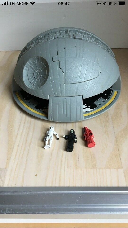 Figurer, Star wars - micro machines, Lewis Galoob 1994