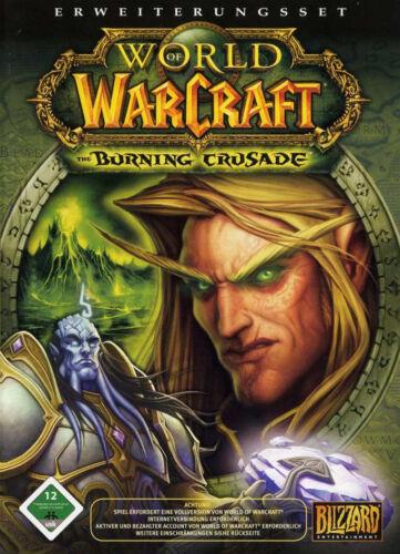 1 von 1 - WoW - World of WarCraft - The Burning Crusade (PC) *** NEU & OVP in Folie ***