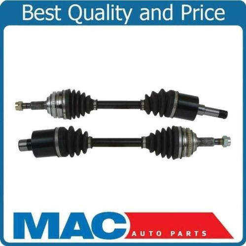100/% Brand New Front Left /& Right CV Shaft Axle for Saturn S Series 1994-2002
