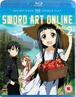 Sword Art Online - Part 2 (Blu-ray and DVD Combo, 2014, 2-Disc Set)