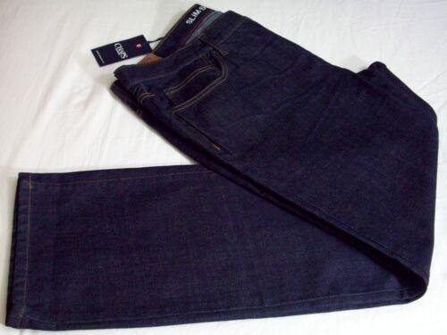Chaps 32 Fonc homme Bleu 40 Jeans X slim pour Denim 4qzr0w4
