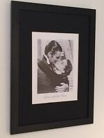 Gone with the wind framed print - 12''x16'' frame, movie icon wall art
