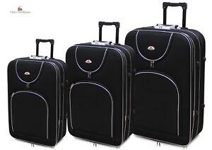 Valigia-Set-3-Valigie-Trolley-Piccolo-Medio-Grande-2-RUOTE-Valigia-Economico