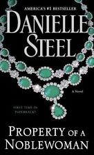 Property of a Noblewoman: A Novel, Steel, Danielle  Book