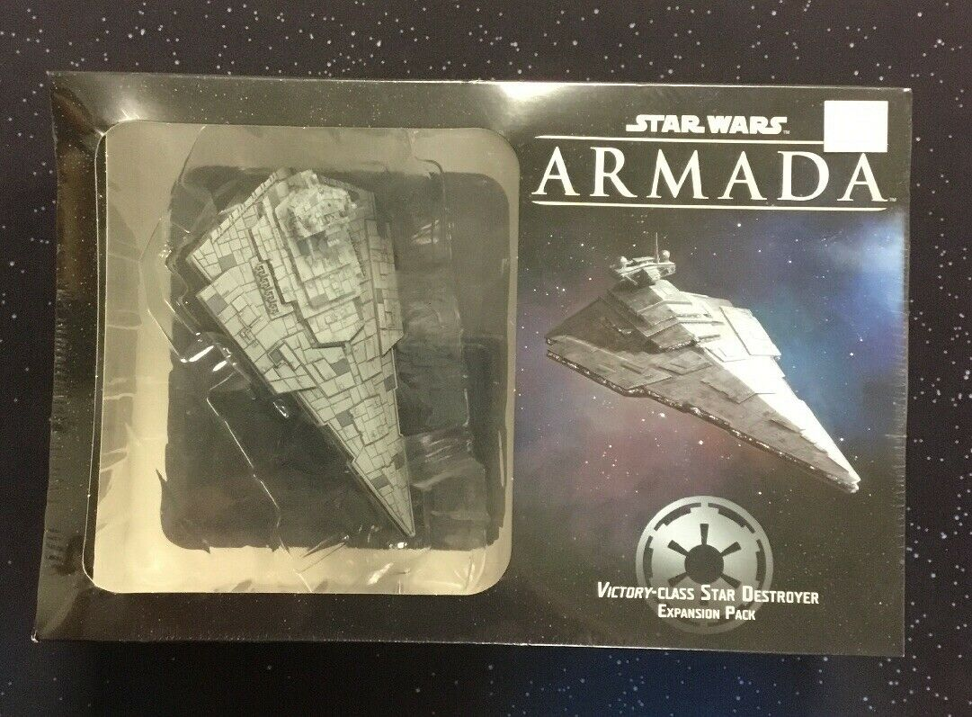 Fantasy Flight Star Wars Armada Victory-class Star Destroyer (New and Sealed)