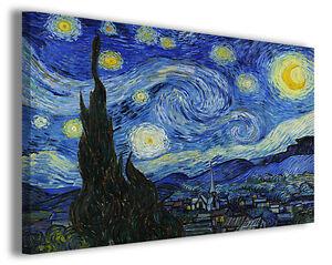 Quadro Vincent Van Gogh vol XIV Quadri famosi Stampe su tela ...