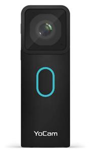 Mofily YoCam Mini Portable Waterproof Camera w/ Accessories Black - NEW