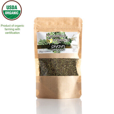 Dried Oregano Product of Organic farming with certification USDA 100% Clean
