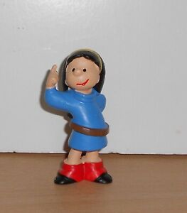 1987 Dennis the Menace  Margaret PVC Figure