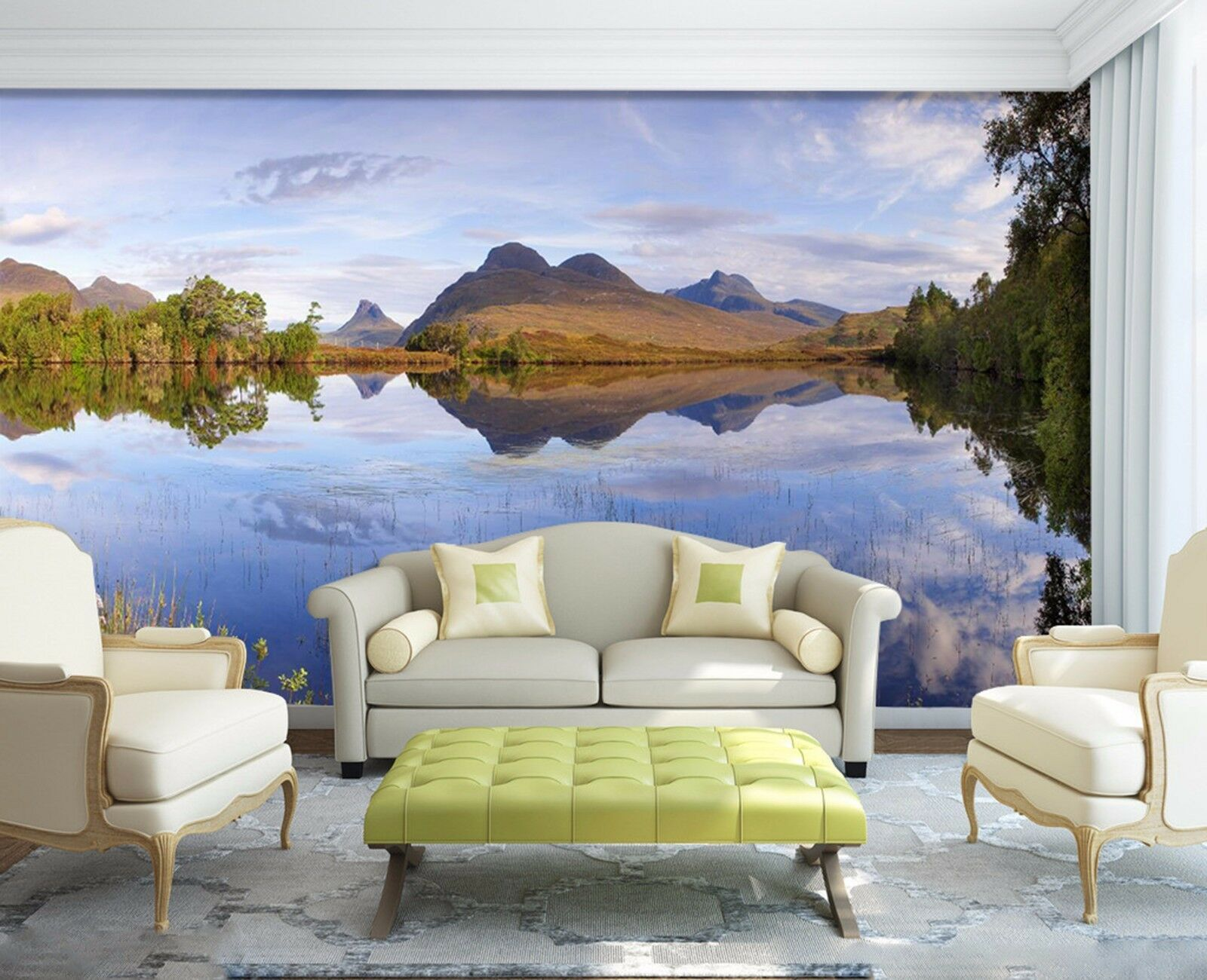 3D Landscape sky 2636 Wall Paper Wall Print Decal Wall Indoor Murals Wall US