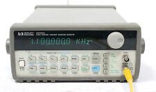 Hp Agilent 33120a 15 Mhz Function Arbitrary Waveform Generator