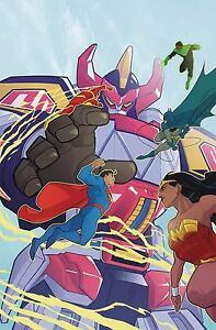 Justice-League-Power-Rangers-3-DC-Comics-Batman-Superman-Green-Ranger-In-Stock