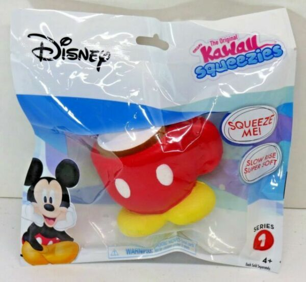 Disney Kawaii Squeezie Minnie Mouse and Mickie Mouse Your Choice