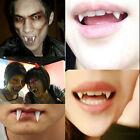 Dentures Zombie Vampire Teeth Ghost Devil Fangs Halloween Props Costume Party