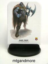 Pathfinder Battles Pawns/Token - #076b Giant, gelo-Reign of Inverno