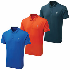 Dare2b Delineate Mens Cycle Polo Shirt