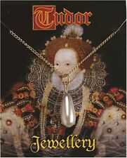 Tudor Pearl Necklace - Medieval Fancy Dress Party