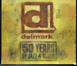 Delmark-50-Years-of-Jazz-and-Blues-4-CD-Box-Set-w-DVD