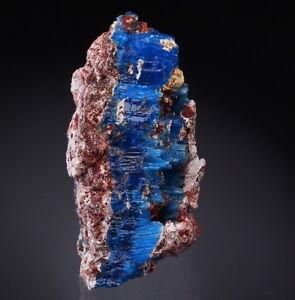 CHALCANTHITE-10-grammes-CHALCANTHITE-electric-blue-USA-Posey-mine