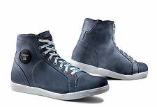 TCX X-Street Waterproof WP New Bike Motorcycle Shoes Blue size 40