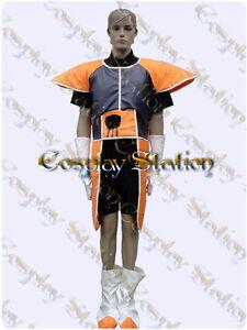 Krillin In Saiyan Armor Custom Made Cosplay Costumecommission928 Ebay