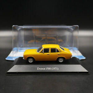 1-43-Ixo-Altaya-Dodge-1500-1971-Diecast-Models-Limited-Edition-Collection-Jouets