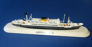 Arosa Sun, Ligne Emigrant Ship Model Sc1 1250