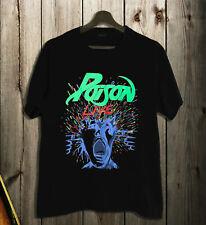 MR YUK Retro Poison Control Sticker T Shirt Vintage mryuk *ALL SIZES /& NEW*