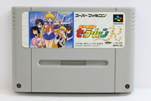 Sailor-Moon-R-SFC-Nintendo-Super-Famicom-SNES-Japan-Import-US-Seller-I5719-B