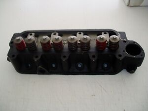 CYLINDER HEAD ASSEMBLY MGB 16 SPRING INLINE OIL POST LEADFREE 12H2709 MADE IN UK