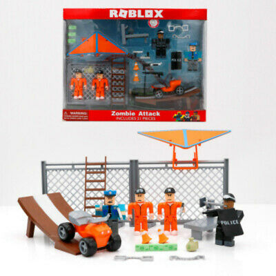 Roblox Jailbreak Great Escape Playset Ebay Roblox Jailbreak Great Escape Playset Collection Model Dolls Toys Figuras Gift Ebay