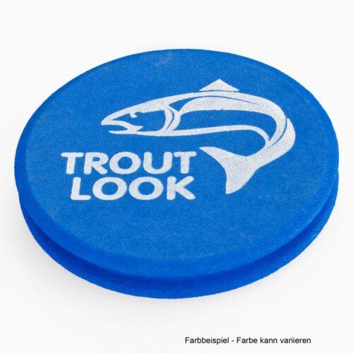 Troutlook Forelle Tremarella Sbirolino Foam Aufwickler Montageröllchen 50-100mm