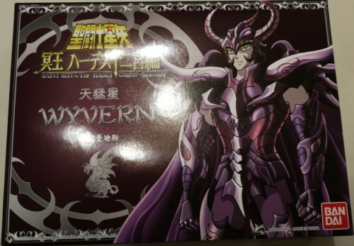 Bandai RARE Saint Seiya Myth Cloth The HADES Wyvern Radamanthys surplice HK ver