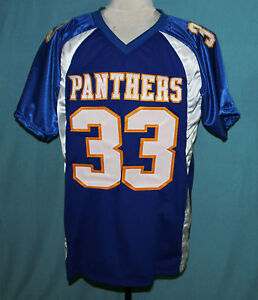 Image is loading TIM-RIGGINS-FRIDAY-NIGHT-LIGHTS-JERSEY-DILLON-PANTHERS- 31e4e867a