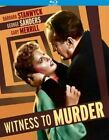 Witness to Murder - Blu-ray Region 1