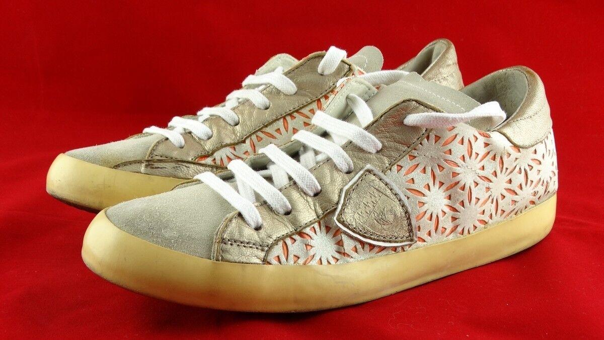 PHILIPPE BIANCHE MODEL Schuhe Damens BIANCHE PHILIPPE NUM SIZE 40 7ff18b