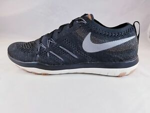 sale retailer bfa65 a941a Image is loading Nike-Free-TR-Focus-Flyknit-Women-039-s-