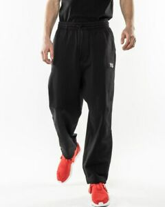 adidas-by-Yohji-Yamamoto-Y-3-Sashiko-Pant-Sizes-XS-XL-Black-RRP-200-Brand-New