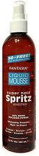 Fantasia IC Liquid Mousse Super Hold SPRITZ Hair Spray Instant Freeze 12 Oz NEW